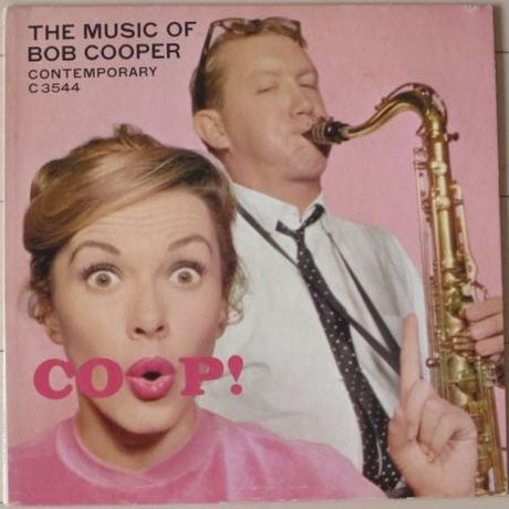 Bob Cooper / The Music of Bob Cooper (Contemporary C3544) mono