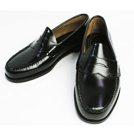 "G.H.Bass & Co. / ""WEEJUNS"" LOGAN PENNY LOAFER (BLACK)"