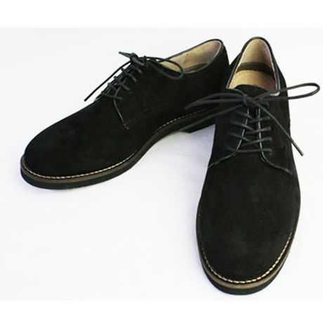 G.H.Bass & Co. / BUCKINGHAM OXFORD SUEDE (BLACK)
