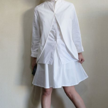 ALL WHITE 【BALTANJACKET】