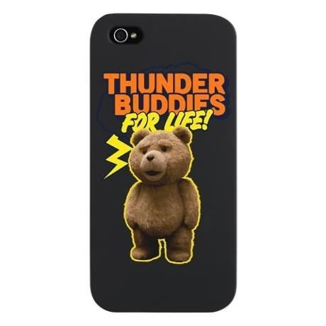 Ted iphone5,5s case,cover【THUNDER BUDDIES FOR LIFE!】 テッドiPhoneケース、カバー