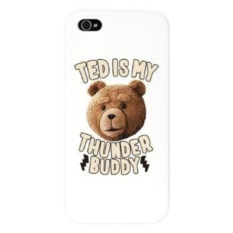 Ted iphone5,5s case,cover【TED IS MY THUNDER BUDDY】 テッドiPhoneケース、カバー