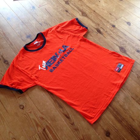 Team-REIMGLA Champin T-Shirts ORANGE