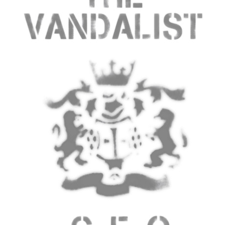 THE VANDALIST CEO Tシャツ