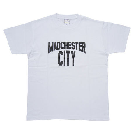 Madchester City - White