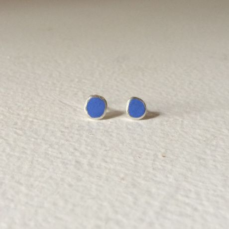 mizutamari  pierce blue(pair)