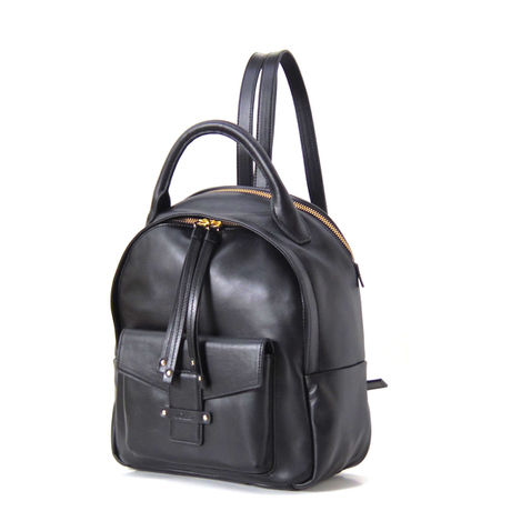 Nicola Backpack black RIL CREED リルクリード