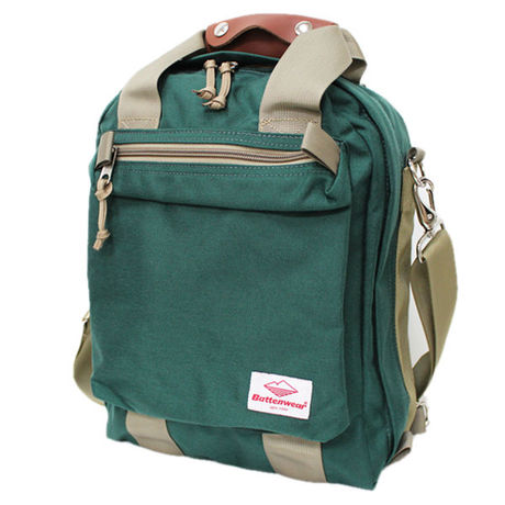 """Battenwear(バテンウェア)""""3-WAY COMMUTER BAG"""""""