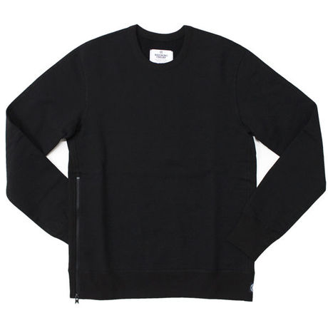 """REIGNING CHAMP(レイニングチャンプ)""""HEAVYWEIGHT SIDE ZIP CREWNECK"""""""