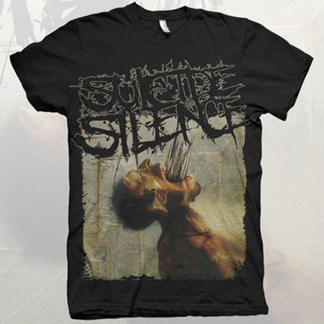 Suicide Silence/スーサイド サイレンス/The CleansingTシャツ サイズS