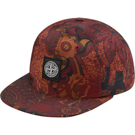 Supreme/Stone Island® Nylon Metal 5C 6-Panel