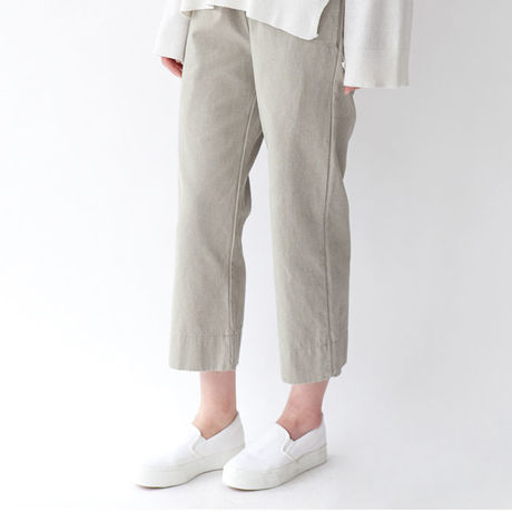 vintage washing eazy pants