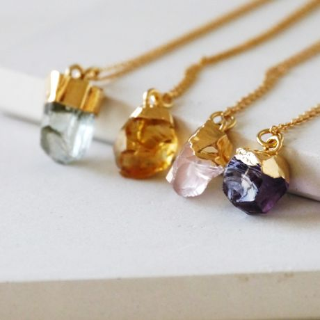 POWER STONE NECKLACE