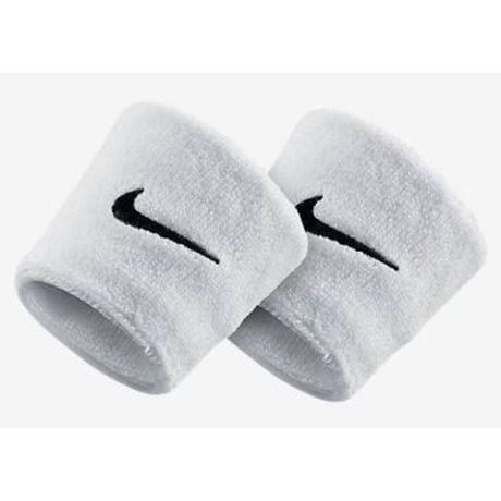 NIKE SWOOSH WRISTBANDS(White)