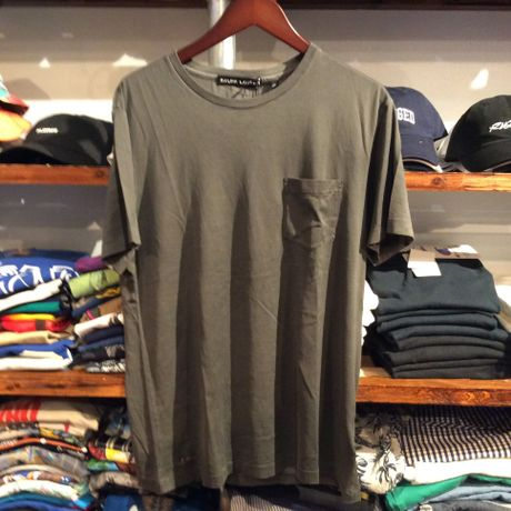 【ラス1】POLO RALPH LAUREN pocket tee(Khaki)