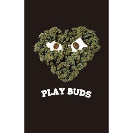 """RUGGED """"PLAY BUDS"""" sticker"""