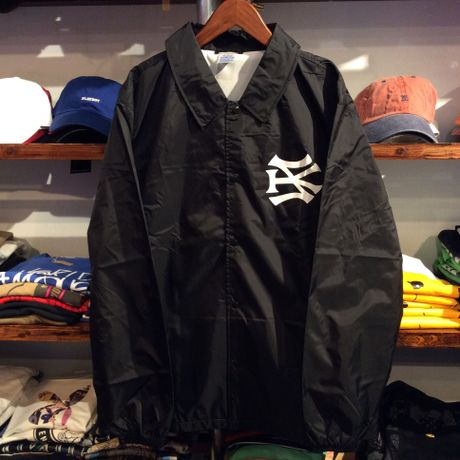 """【残り僅か】SH*T KICKER """"SK51 LOGO"""" coach  jacket ( Black)"""