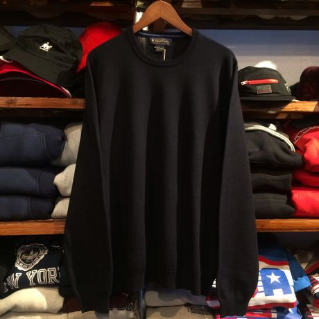 Brooks Brothers knit sweater (navy)