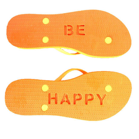 moeloco (モエロコ) beach Sandal BE HAPPY