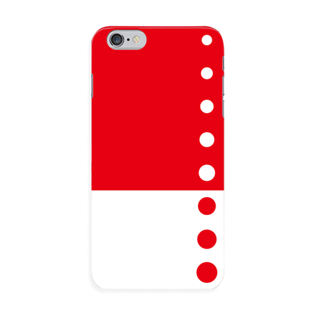 Red&White iphone case