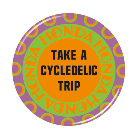 TAKE A CYCLEDELIC TRIP