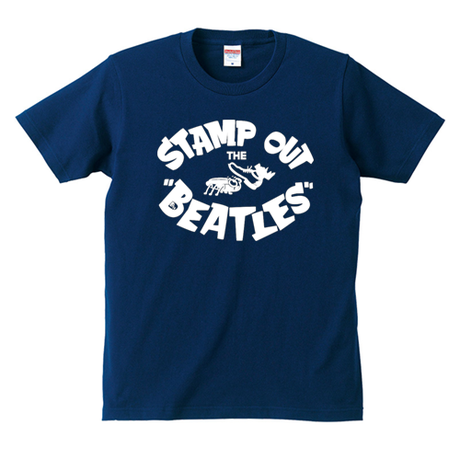 Stamp out the beatles Tee NV×WH