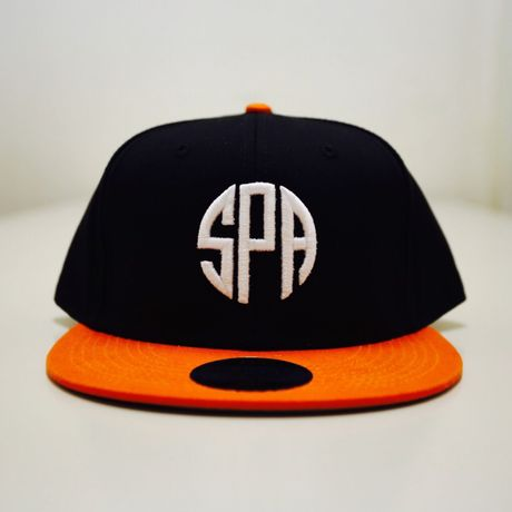 SPACAP2(orange/black)
