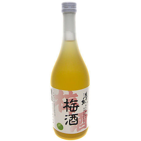 Hamachidori brand, brewed by Hamachidori from Iwate Japanese SAKE, slightly sweet Plum liquor,720ml, 12% Alcohol.