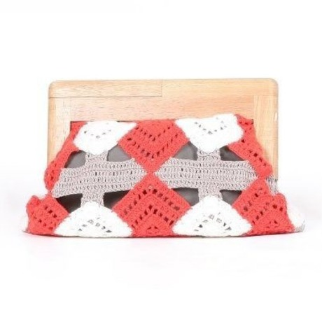 crochet clutch no.2
