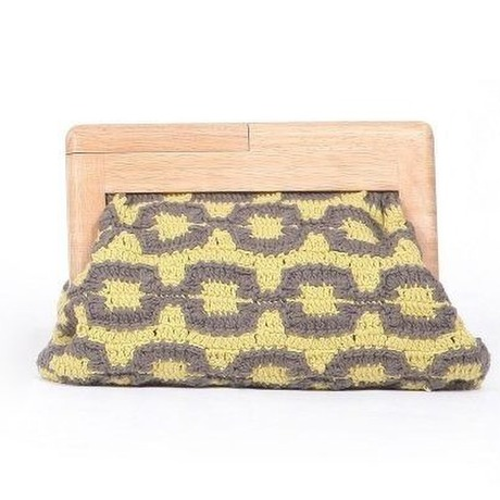 crochet clutch no.4
