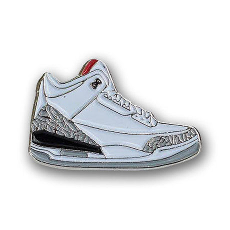 """PIN DROP NYC """"AIR JORDAN 3 OG 88"""""""