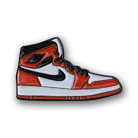 """PIN DROP NYC """"AIR JORDAN 1 CHICAGO"""""""