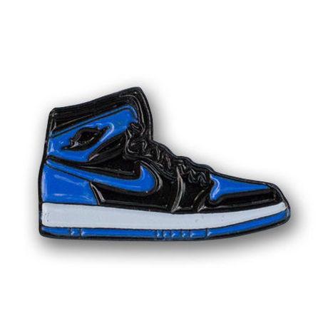 """PIN DROP NYC """"AIR JORDAN 1 ROYAL"""""""
