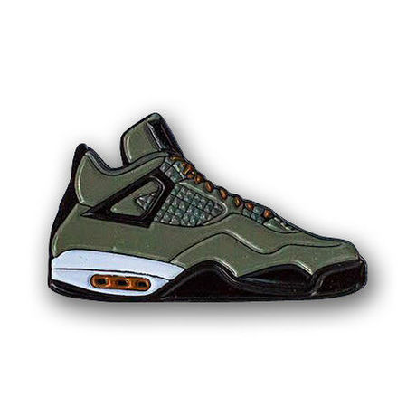 """PIN DROP NYC """"AIR JORDAN 4 UNDEFEATED"""""""