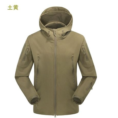 Hunting Jacket tancolor