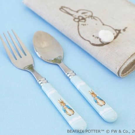 ★Pottern Barn★ Beatrix Potter™ Utensil Set