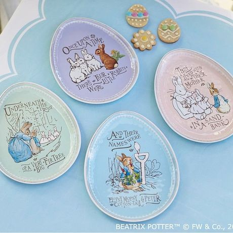 ★Pottery Barn★ Beatrix Potter™ Plates