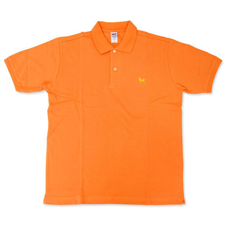 ShibaLand Original Orange Polo