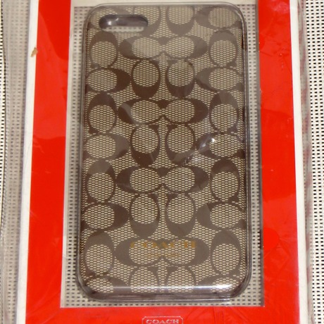 COACH 68496B iPhone5/5s ケース