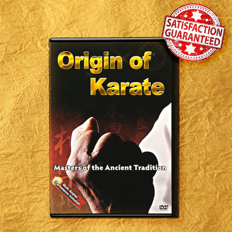 Origin of Karate (English Version NTSC and PAL/SECAM)