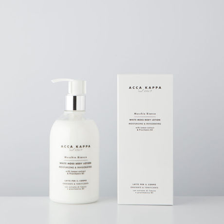 【 ACCA KAPPA / BODY LOTION 】