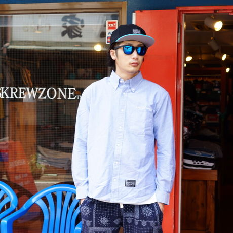 【SKREWZONE】OXFORD SHIRTS