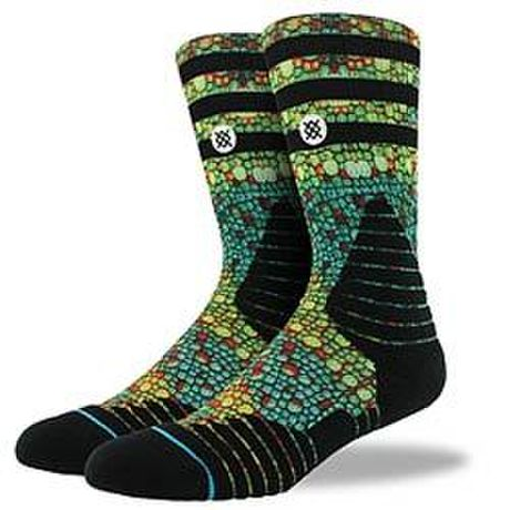 """STANCE SOCKS PERFORMANCE """"REPTILIA"""""""