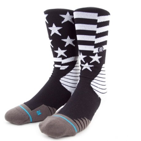 """STANCE SOCKS PERFORMANCE """"MURICA"""""""
