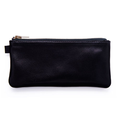 N003. LEATHER POUCH / UTILITY