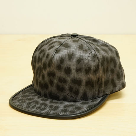 Supreme 2011S/S LEOPARD キャップ