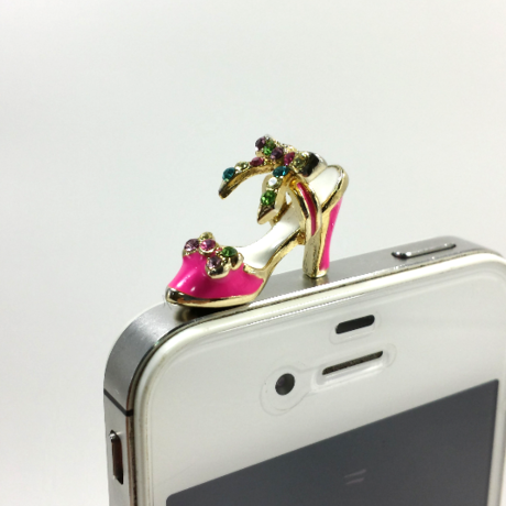 Earphone jack(pumps collection)