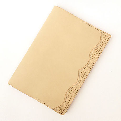 Notebook Cover (A5 / Medallion)