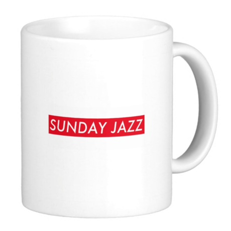 【SUNDAY JAZZ】BOX ROGO MUG