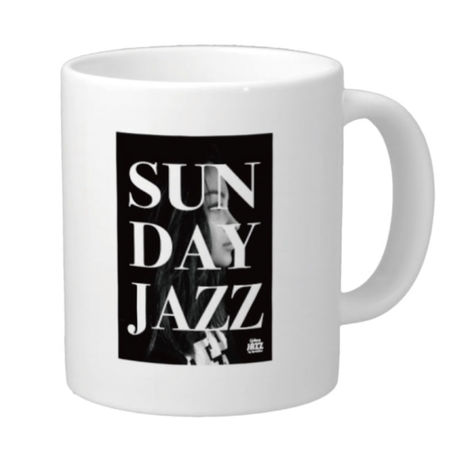 【SUNDAY JAZZ】PHOTO MUG